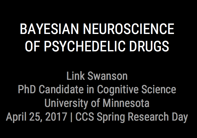 Bayesian Neuroscience of Psychedelic Drugs